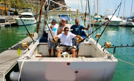 Fishing Charter On Pesca Grossa In Trinidad And Tobago