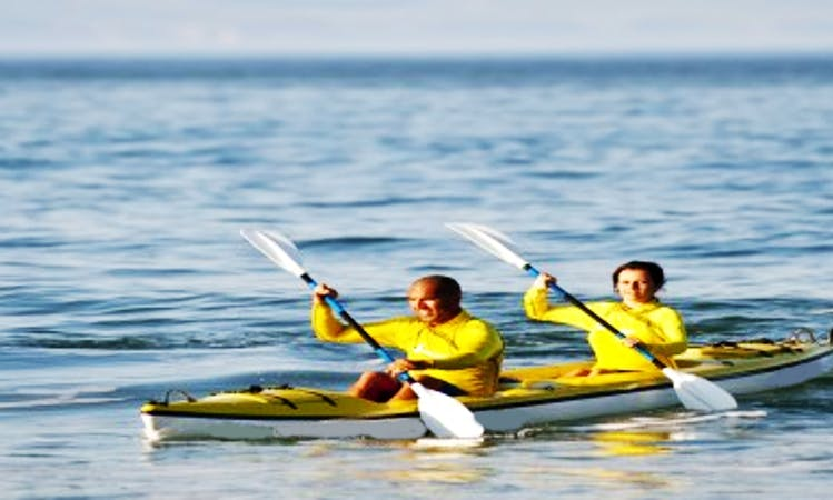 Kayak Rental in Plettenberg Bay