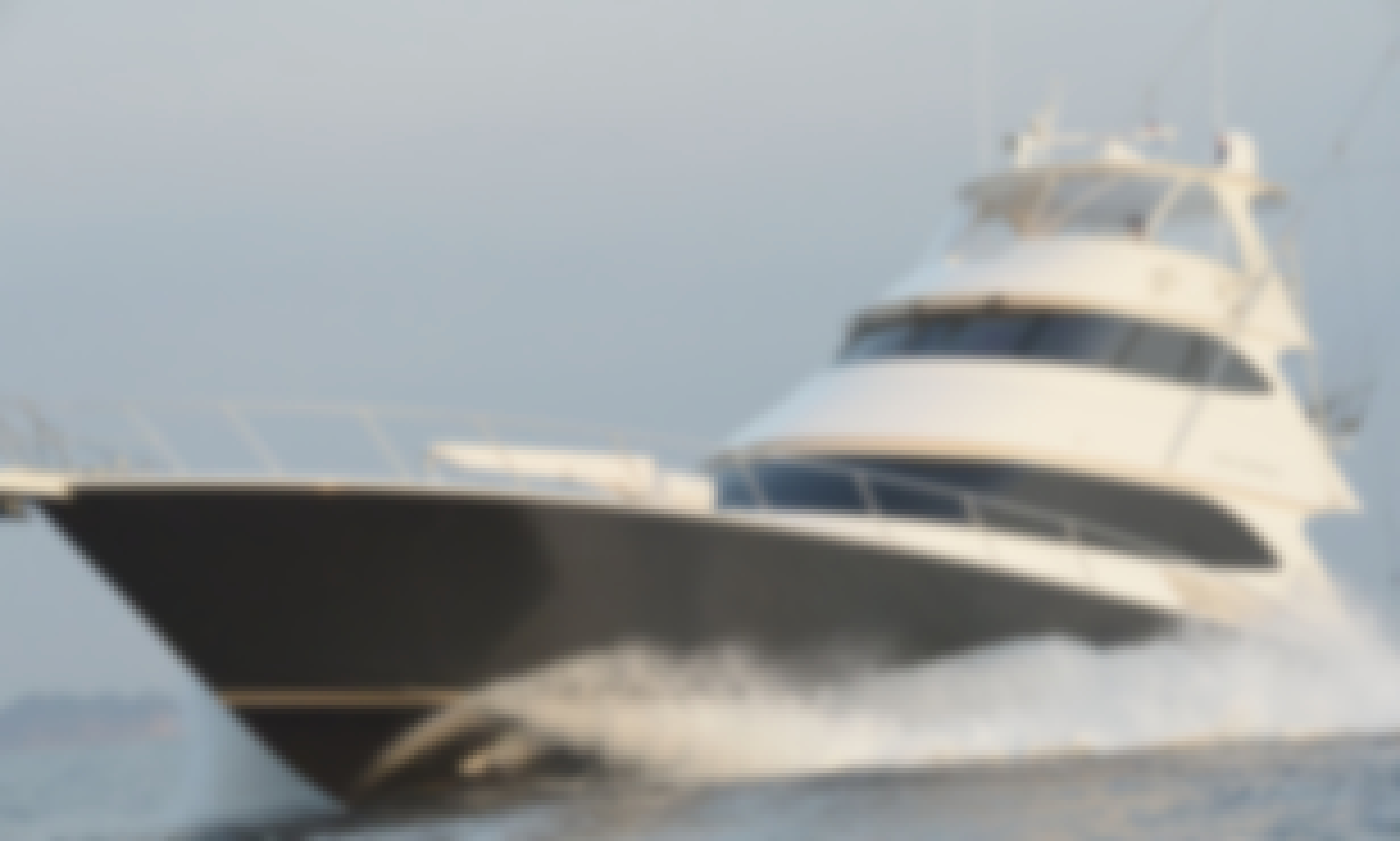 "Charter the  82ft ""Ata Rangi"" Viking 82 Motor Yacht in Auckland"