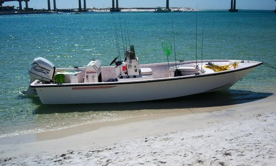 Enjoy Fishing On 24' Kenner Center Console In Gulf Shores, Alabama