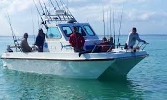 """""""Awesome"""" Fishing Charter in Margate, South Africa"""