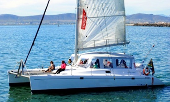 Charter On 47' Cruising Catamaran From Cape Town, South Africa