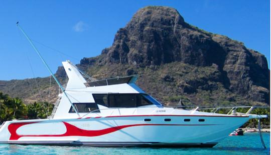 Cabin Cruiser Charter In Le Morne