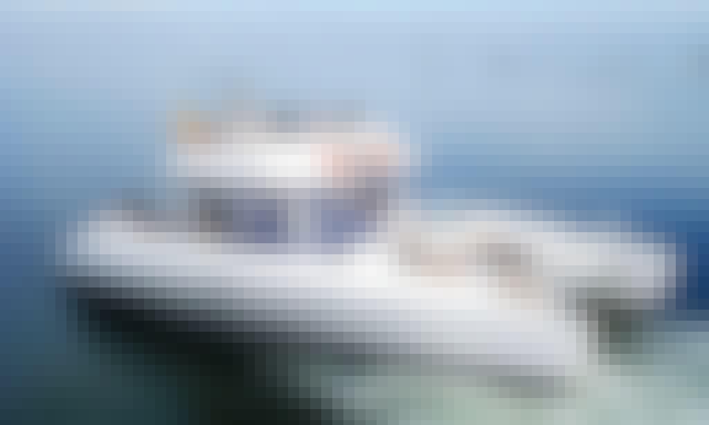 Dolphin Cruise plus Sandwich harbour 4x4 Tour in Walvis Bay