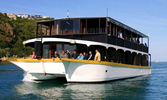The Floating Restaurant In Knysna