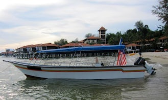 Charter a Center Console in Port Dickson, Malaysia