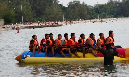Enjoy Tubing In Port Dickson, Malaysia