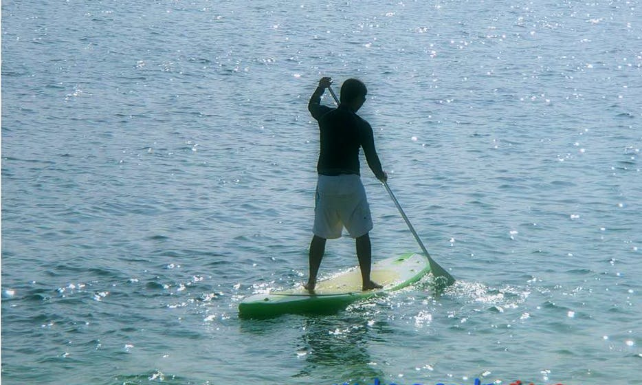 Enjoy Stand Up Paddleboard Rentals in Quezon City, Philippines