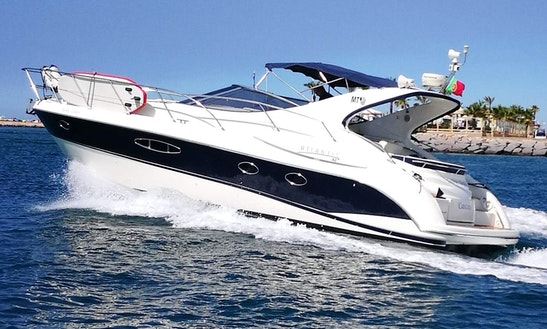 Motor Yacht For Rent In Portimão (no Crew)
