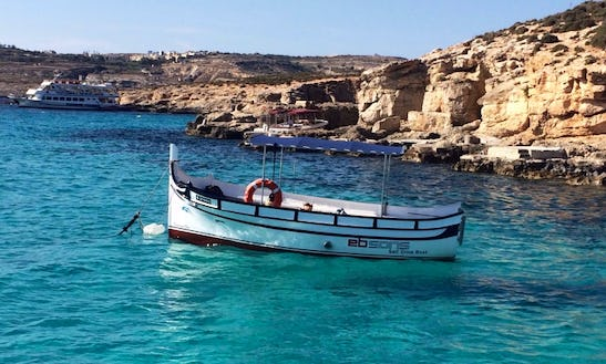 Rent A Dinghy In Mgarr, Malta