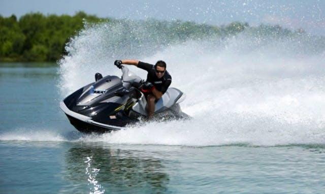 Rent a Yamaha Jet Ski in Abu Dhabi, United Arab Emirates