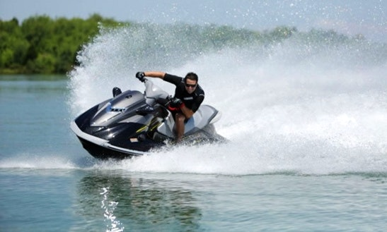 Rent A Yamaha Jet Ski In Abu Dhabi, United Arab Emirates