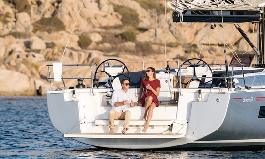 Cruising Monohull Rental In Pireas