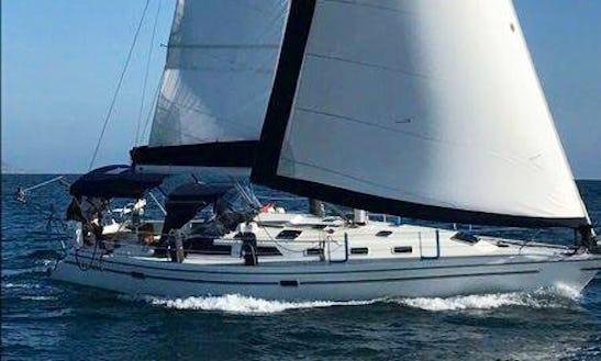 Sailing Charter 42ft