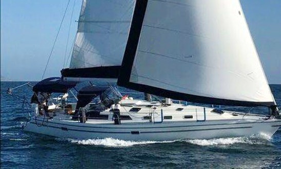 Sailing Charter 42ft