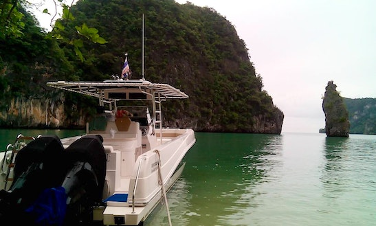Motor Yacht For Rent In Mueang Phuket District