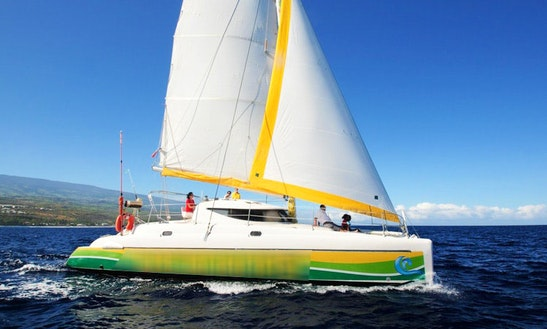 Cat'ananas Sailing Catamaran Trips In Saint-gilles Les Bains
