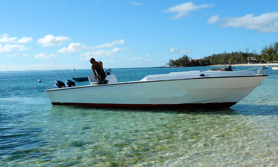Diving Boat Charter, 6 Dives In One Day In Quatre Cocos