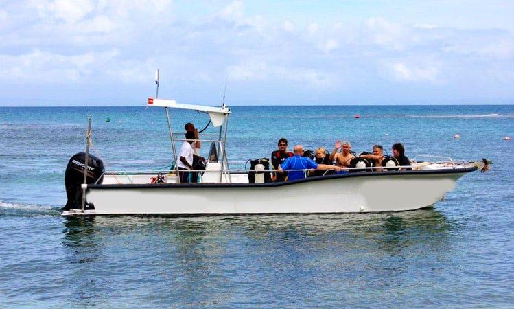 Enjoy Diving Courses in Toamasina, Madagascar