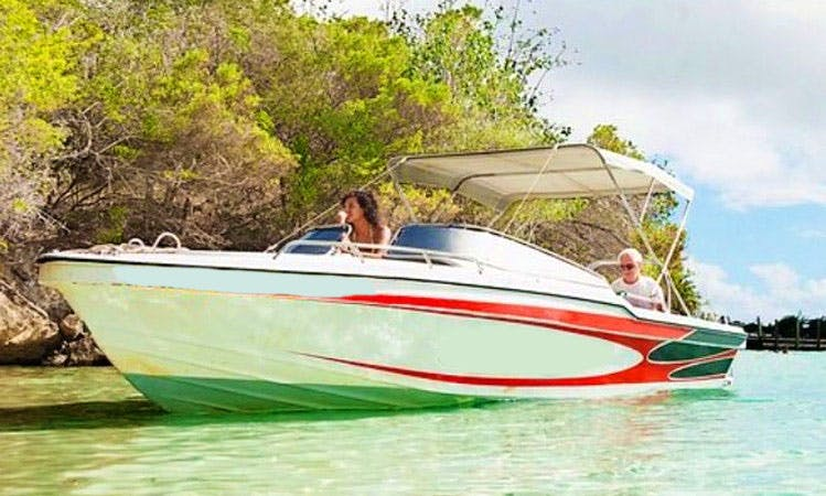 Charter a Bowrider in Mahébourg, Mauritius