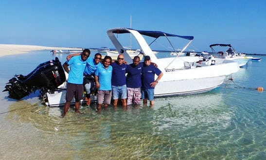 Diving Trip - Speed Boat In Flic En Flac Mauritius