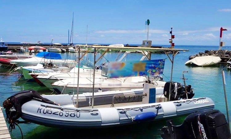 Enjoy Diving Trips and Courses in Saint-Paul, Reunion