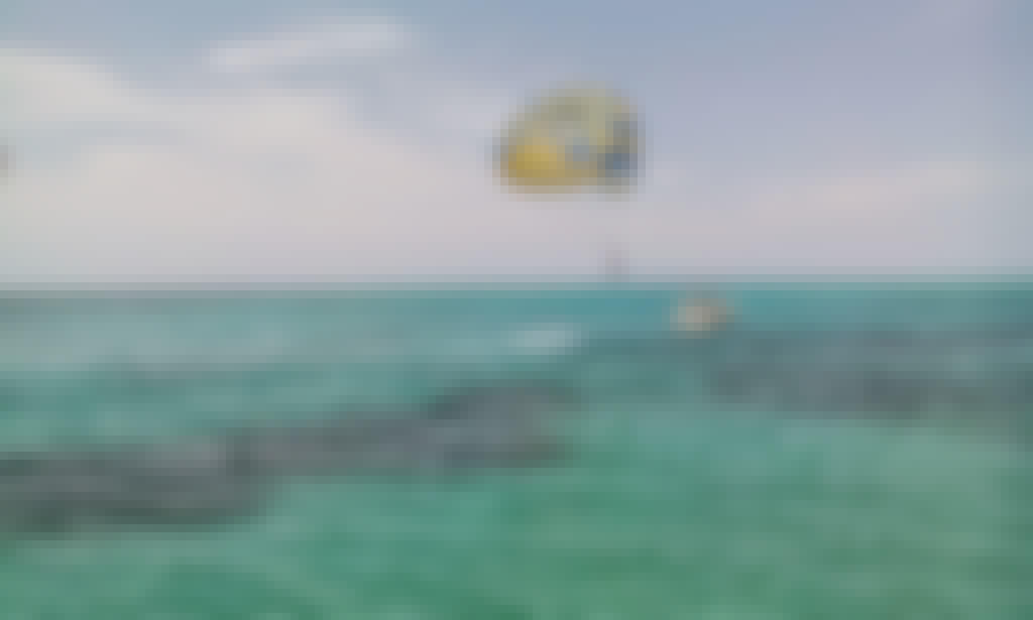 Parasailing in Montego Bay
