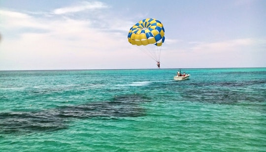 Parasailing In Montego Bay