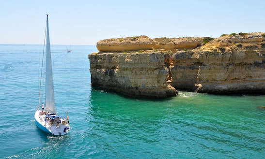 Sailing Summer And Winter In Albufeira, Portugal