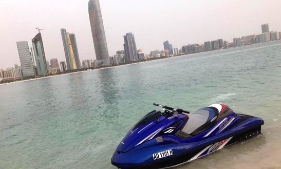 Rent A Super Charge Yamaha Jet Ski In Abu Dhabi, United Arab Emirates