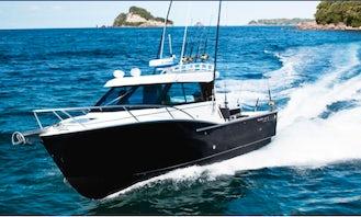 Enjoy Fishing On 30ft ''Albacora'' Boat In Whangaroa, New Zealand