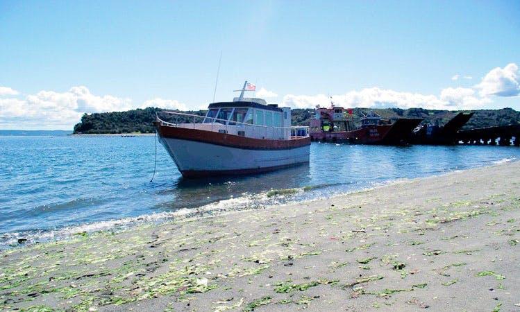 'Kawesqar' Boat Navigation Tours in Castro X Región, Chile
