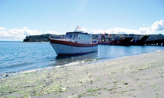 'kawesqar' Boat Navigation Tours In Castro X Región, Chile