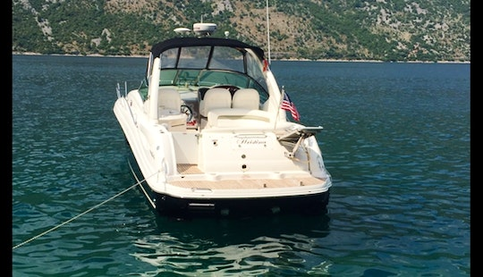 Sea Ray Sundancer 375 For Rent In Kotor, Montenegro