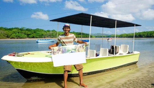 Safari Boat Tours In Tamarindo, Costa Rica