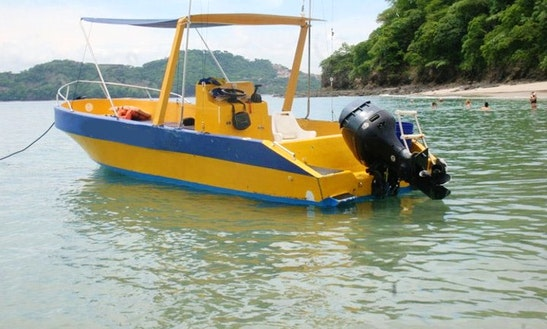 Snorkeling Boat Tour In Costa Rica