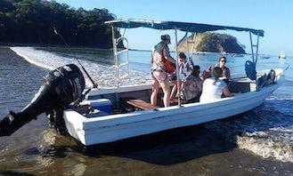 Fishing Tour and Dolphin Watching Tour on Playa Samara in Guanacaste