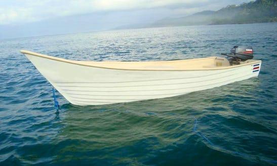 Dinghy Charter In Costa Paraiso, Costa Rica