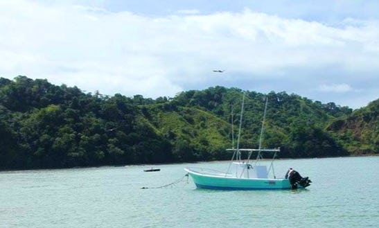 Vanejo 30' Costa Fishing Boat In Jaco