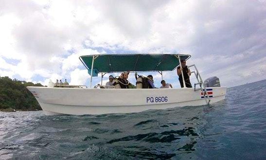 Scuba Diving In Puntarenas, Costa Rica