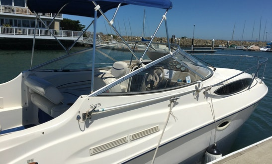 Boating tours in san francisco for Motor boat rental san francisco