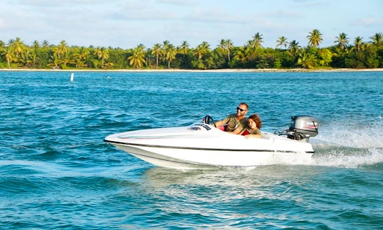 Rent A Bowrider In Punta Cana, Dominican Republic