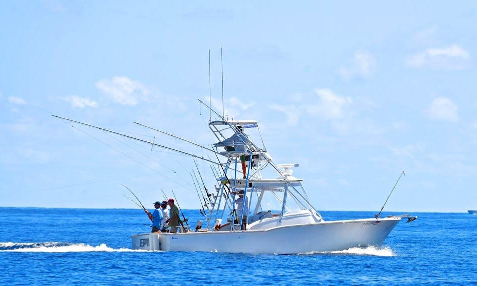 Enjoy Fishing in Jacó, Costa Rica with Captain Michael