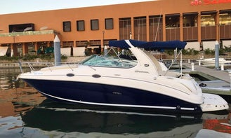 Charter 32' Sea Ray Motor Yacht in Boca del Río, Mexico