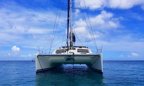 Charter A Private Catamaran , Barbados