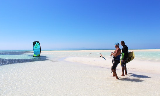 Kiteboarding Lessons And Rentals In El Gouna Red Sea Governorate, Egypt