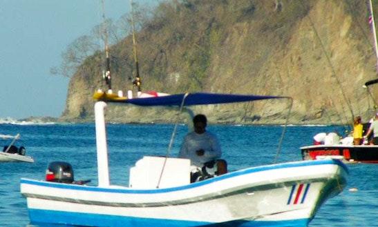 Fishing Charter In Playa Samara, Costa Rica