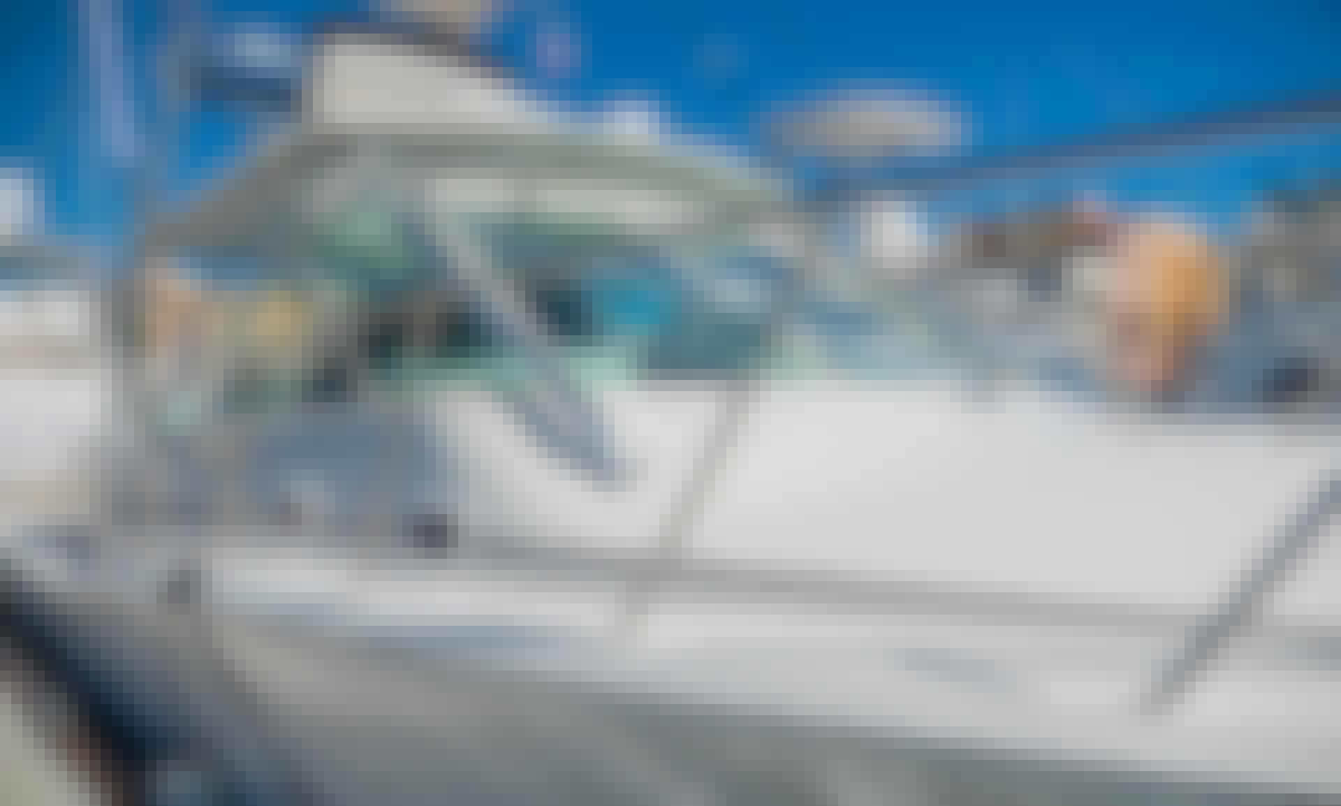 35' Cabo Express Rental in Baja California Sur