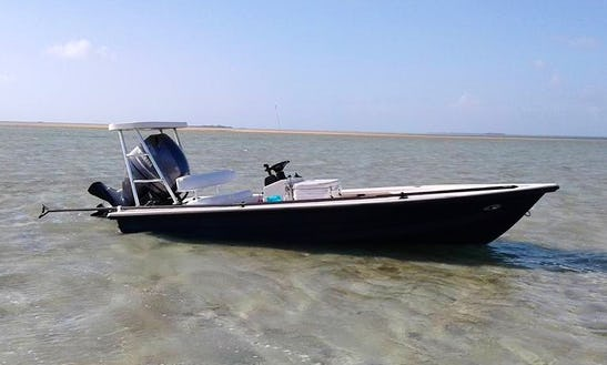 Fishing Charter In Andros, The Bahamas On Center Console For Up To 2 Anglers!