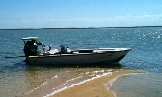 Let's Go Fishing In Andros, The Bahamas On Center Console For Up To 6 Passengers